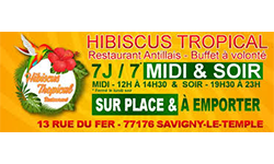 Hibiscus Tropical Restaurant